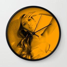 Leona Lewis Wall Clock