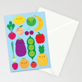 5 A Day Stationery Cards