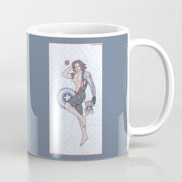 Bucky Pinup Coffee Mug