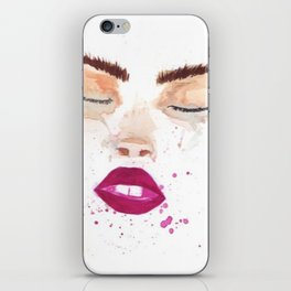 Beauty is iPhone Skin