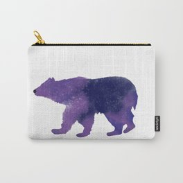 Some Bear Out There, Galaxy Bear Carry-All Pouch