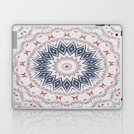 Dreamcatcher Berry & Blue Laptop & iPad Skin