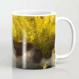 Jake: Sheepdog Portrait Coffee Mug