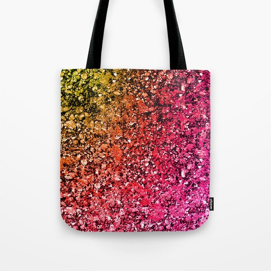 Red Rock Road Tote Bag