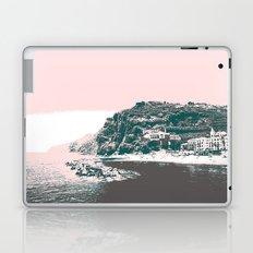 village by the sea. Laptop & iPad Skin