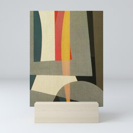 Padmasana (Lotus Position) Mini Art Print