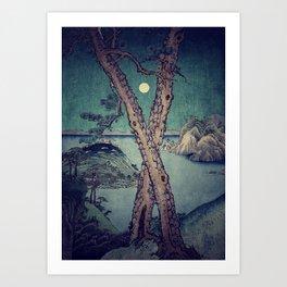 The Kigijii Umbral Art Print