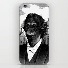 Ape citizen III iPhone & iPod Skin