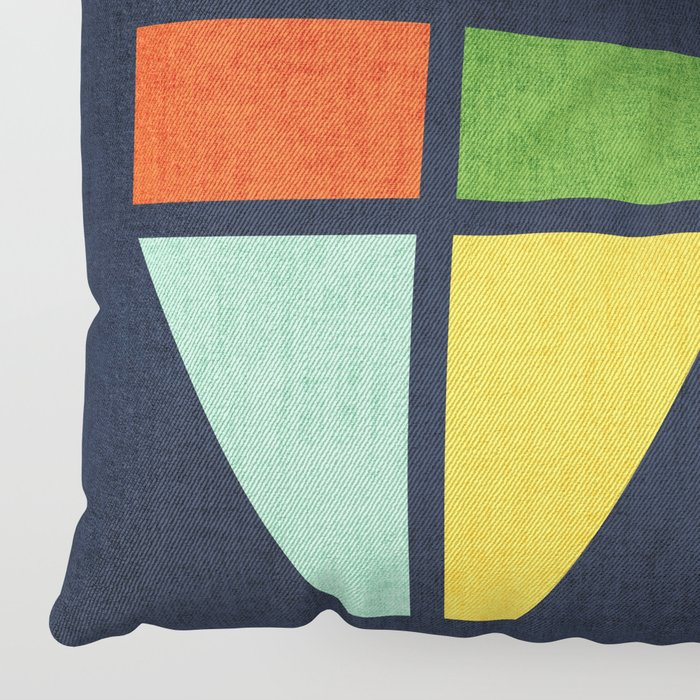 Love is Floor Pillow