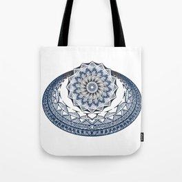 mandala doodle 0020 Tote Bag