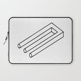 Optical Illusion #3 Laptop Sleeve