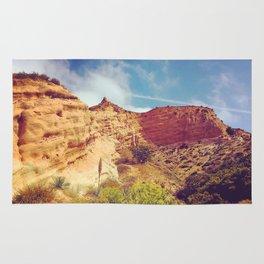 Golden Cliffs Rug
