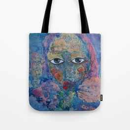 Dreaming about the sea Tote Bag