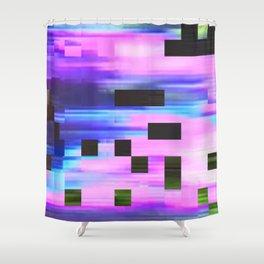 scrmbmosh30x4a Shower Curtain