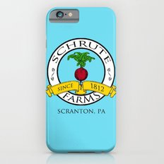 Schrute Farms | The Office - Dwight Schrute iPhone 6s Slim Case