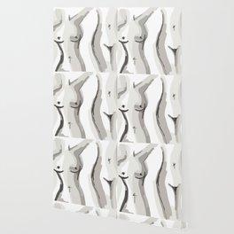 Nude Belly Wallpaper