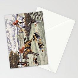 Tally Ho Stationery Cards