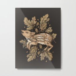 Almost Wild, Foundling Metal Print