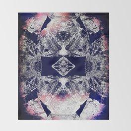 Soham Mandala, I Am That I Am Throw Blanket