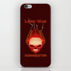 Lord War - Bushmaster iPhone & iPod Skin