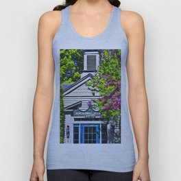 Blue Door Unisex Tank Top