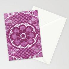 Lace Vintage 17 Stationery Cards