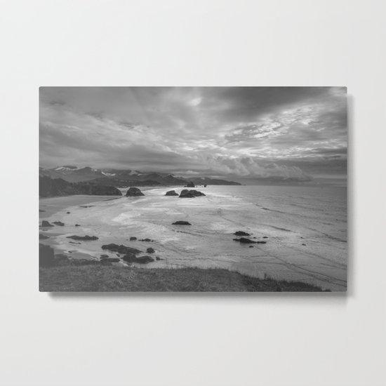 Clatsop - Oregon Coast Metal Print