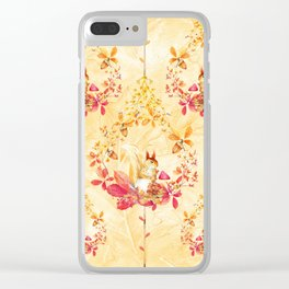 Autumn leaves #29 Clear iPhone Case