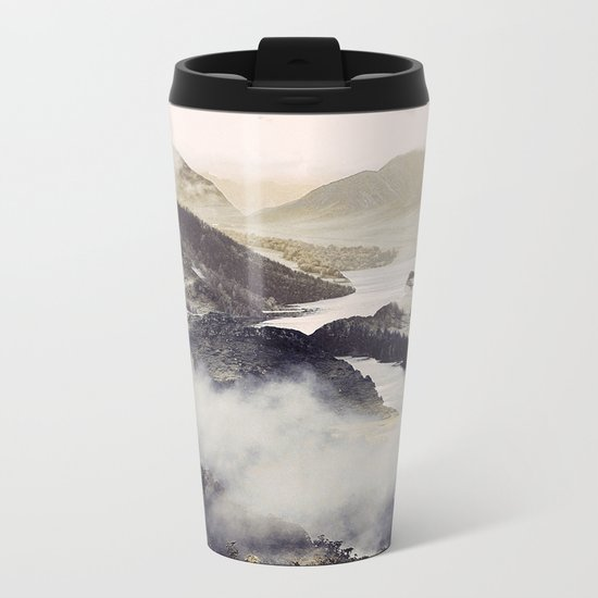 A Moment in Time Metal Travel Mug