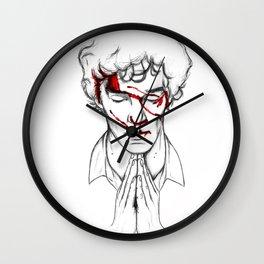 Sherlock Wall Clock