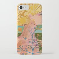 blondie iPhone & iPod Cases featuring Blondie by Bailey Saliwanchik