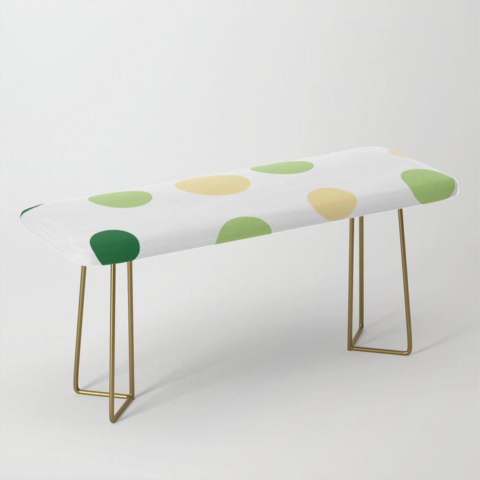Green Pop Bench