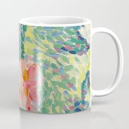 "Henri-Edmond Cross ""Fleurs (Flowers)"" Coffee Mug"