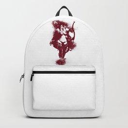 Dark Lady - Red v2 Backpack