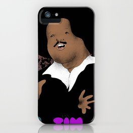 The Great Tim Maia iPhone Case