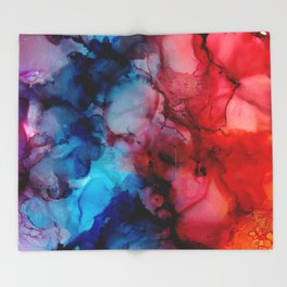 Beautiful Diversity 2016 Throw Blanket