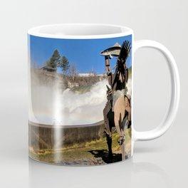 River spray Coffee Mug