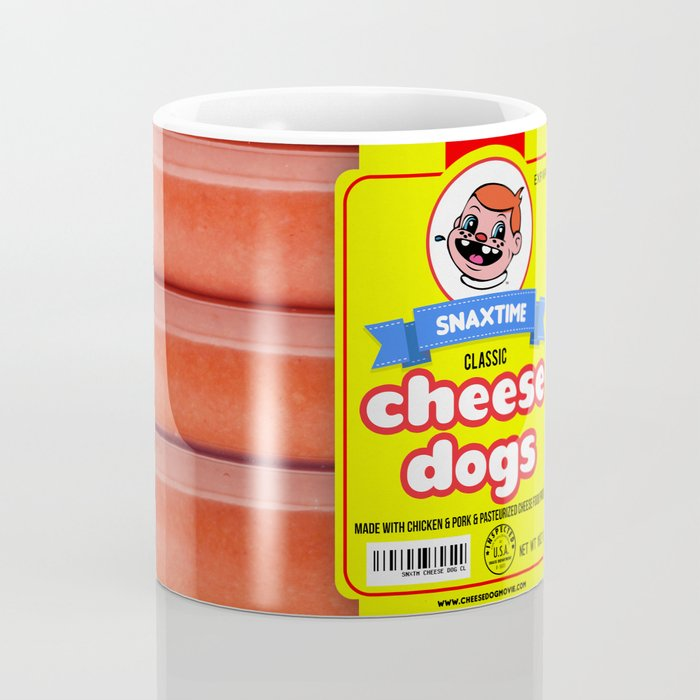 Cheese Dog: The Movie Coffee Mug