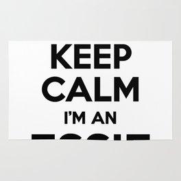 I cant keep calm I am an ESSIE Rug