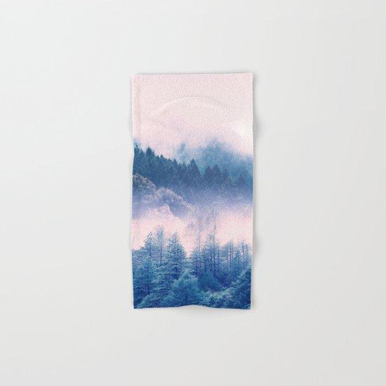 Pastel vibes 03 Hand & Bath Towel