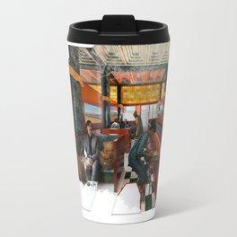 The Darjeeling Limited + Adolf Loos Travel Mug