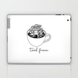 TIRED FOREVER Laptop & iPad Skin