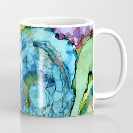 Agate Slices and Geodes Coffee Mug