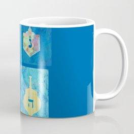 Hanukkah Dreidel Coffee Mug