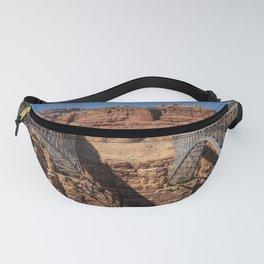 Navajo_Bridge - Marble_Canyon, Arizona Fanny Pack
