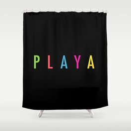 Playa Shower Curtain