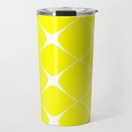 Avis Yellow Travel Mug