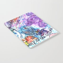 I Lost my Heart to the Ocean Notebook