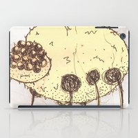 spider iPad Cases featuring Spider by Of Lions And Lambs
