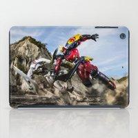 gurren lagann iPad Cases featuring gurren battle by romar